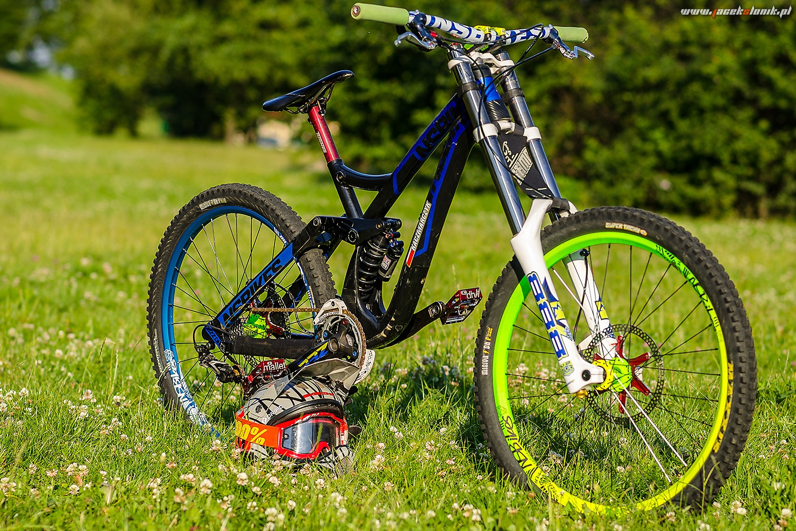 fe0df7dae6f Kriss's Fuzz gets Vital MTB's Bike of the day