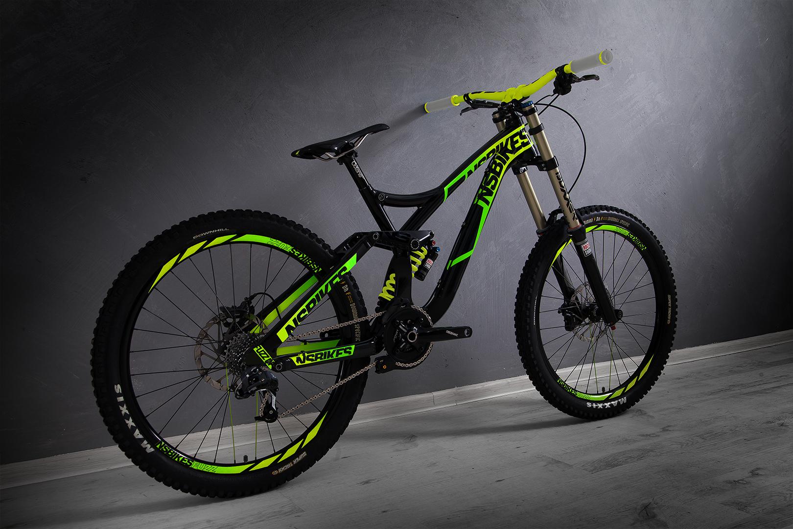 MTB-MAG.COM - Mountain Bike Magazine   Bikes of Rampage
